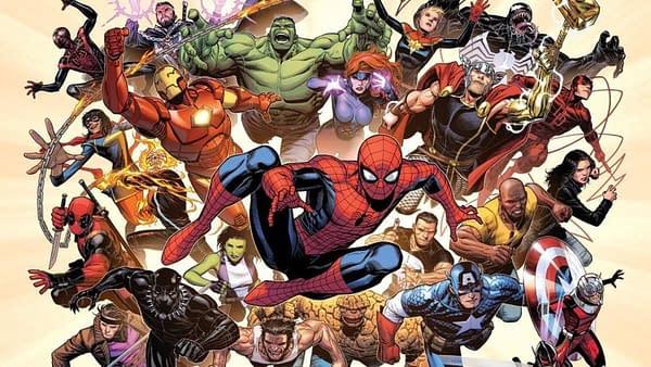 Marvel Comics – Keep On Relaunchin' Rumours