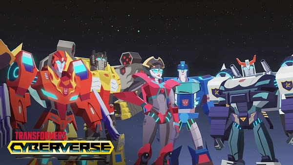Transformers Cyberverse – Power of the Spark 💥 Season 2 Trailer