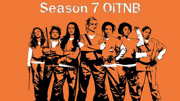 'Orange Is The New Black' Just Wrapped Filming on Final Season