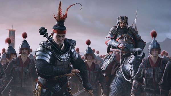 """Creative Assembly And NetEase Will Bring """"Total War"""" Series To China"""