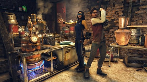 Fallout 76 Will Let You Brew Beer In The Game Soon