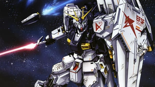 Brian K. Vaughan Will Write Legendary's Live-Action 'Gundam' Film
