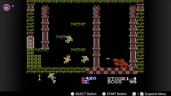Kid Icarus and StarTropics Coming to Nintendo Switch Online in March