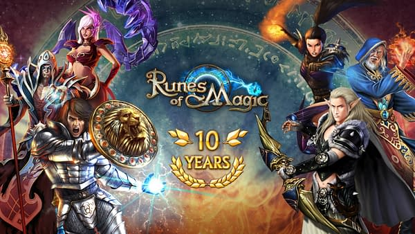Runes of Magic Will Celebrate its 10th Anniversary in Style