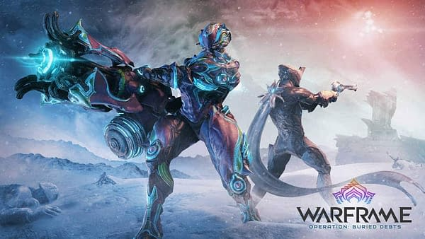 Warframe's Operation: Buried Debts Has Been Added to PC