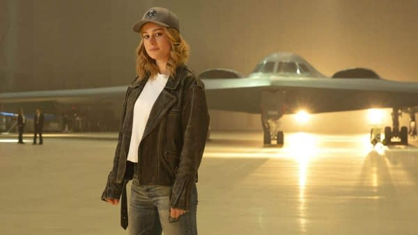 Kevin Feige on Captain Marvel's 23-Year Absence From Earth, 'Avengers: Endgame' Possibilities