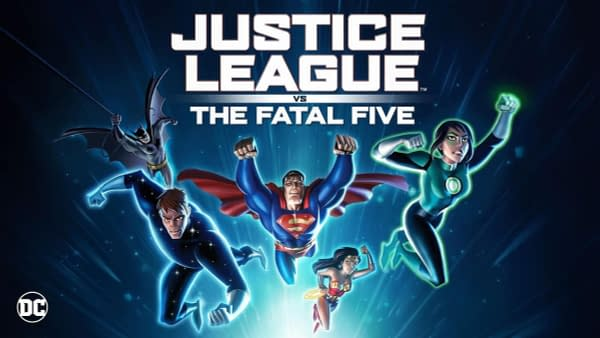 [BC Exclusive] 'Justice League: The Fatal Five' Soundtrack Announcement from DMP