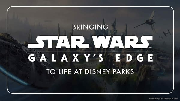 There's Gonna Be a Star Wars: Galaxy's Edge Panel at Star Wars Celebration Chicago