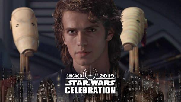 Hayden Christensen Heads to Star Wars Celebration Chicago!