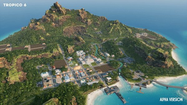 Interview: Chatting With Tropico 6 Producer Martin Tosta
