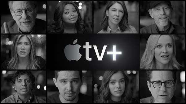 The Storytellers Behind Apple TV+