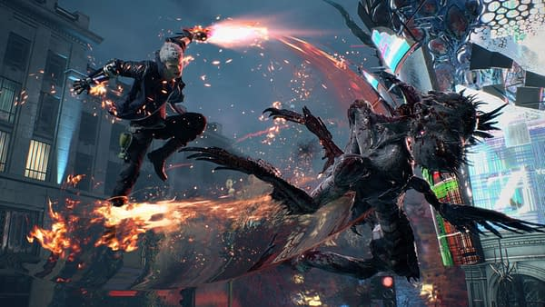 Devil May Cry 5 Review – The Returning Series Finds New Blood Pumping in its Veins