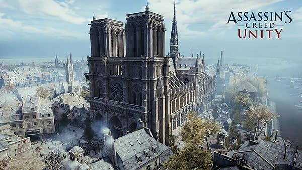 Ubisoft Has Made Assassin's Creed Unity Free After Notre-Dame