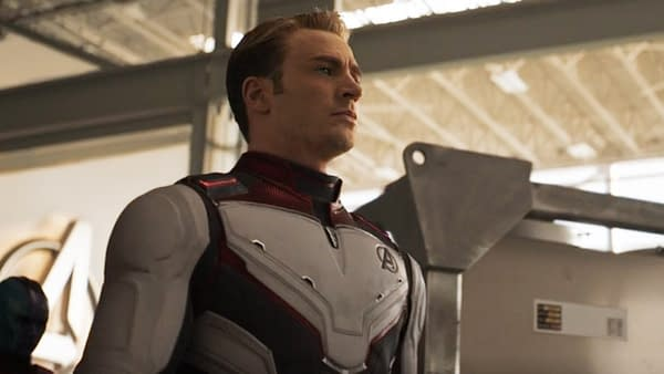 Did Chris Evans Just Confirm THAT 'Avengers: Endgame' Theory?!