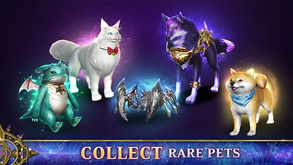 AxE: Alliance vs Empire Releases Pets and a New Beginner Server
