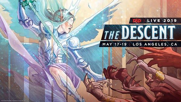Dungeons & Dragons Announces D&D Live 2019: The Descent
