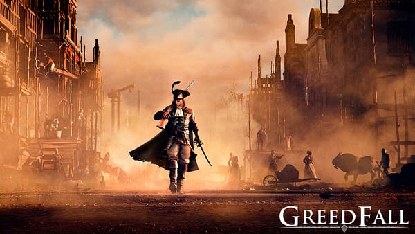 Now you too can learn about colonization in fantasy lands in GreedFall, courtesy of Focus Home Interactive.