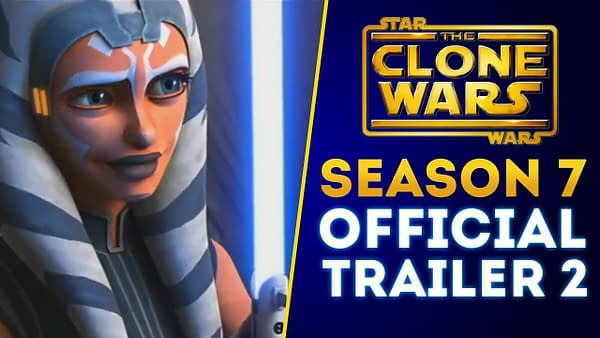 'The Clone Wars' Season 7 Trailer from Star Wars Celebration! [SWCC]