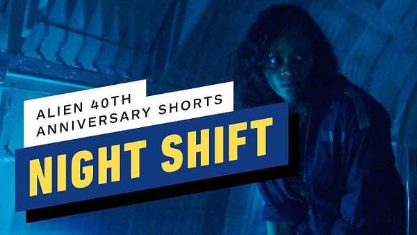 [LV426] Happy 40th Birthday 'Alien': Let's Watch 'Night Shift'