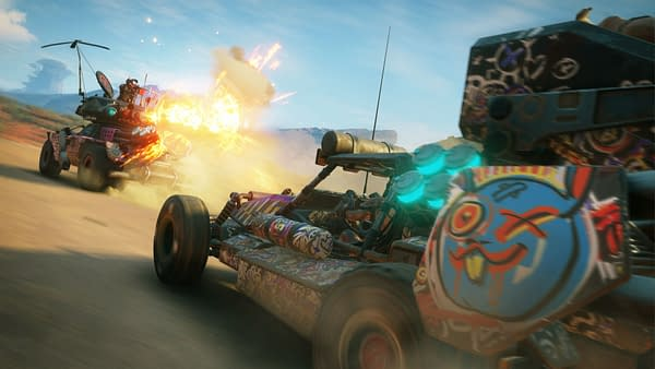 Bethesda Softworks Let Us Try Out Rage 2 At PAX East 2019