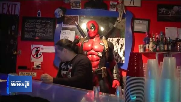 New York's Gotham City Lounge to Close