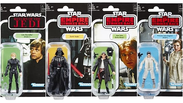 New Star Wars Vintage Collection Figures Up For Order From Hasbro