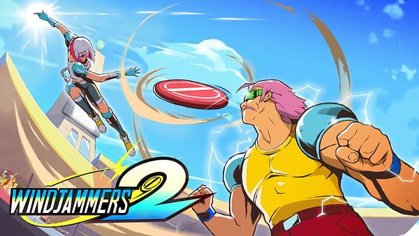 Feeling The Flow With Windjammers 2 at PAX East 2019