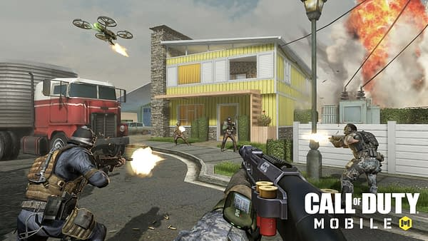 Activision Releases More Information on Call of Duty: Mobile