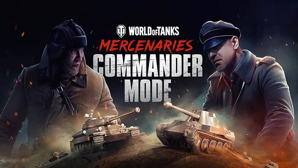World of Tanks: Mercenaries is Bringing Back Commander Mode