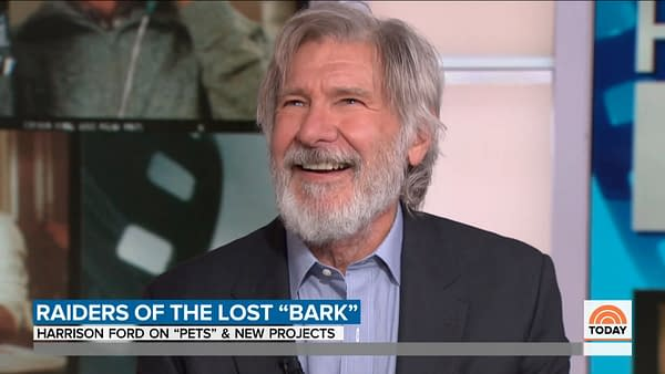 Harrison Ford's EXTREMELY Harrison Ford Answer for 'Indiana Jones' Without Him