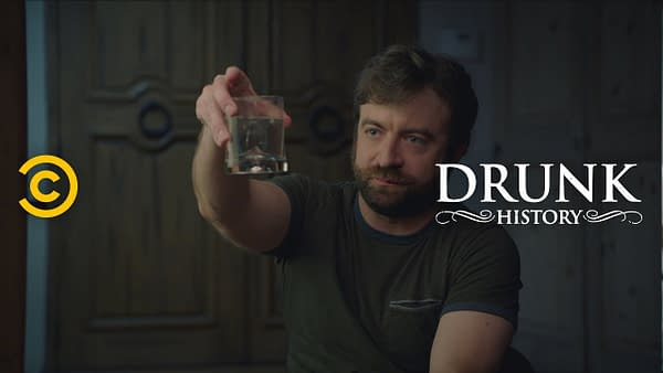 A look at Drunk History (Image: ViacomCBS)