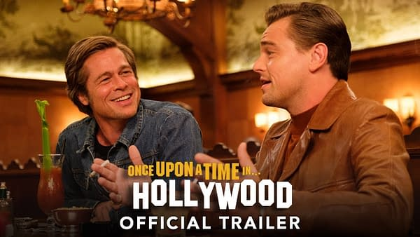 """'Once Upon A Time In Hollywood' New Trailer, Tarantino Asks """"No Spoilers"""" From Cannes"""