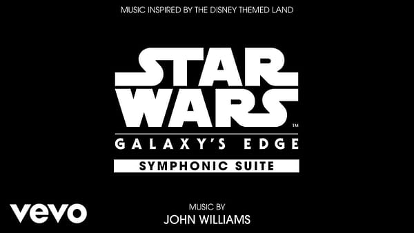 John Williams - Star Wars: Galaxy's Edge Symphonic Suite (Audio Only)