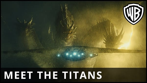 Meet the Titans from 'Godzilla: King of the Titans' in New Featurette