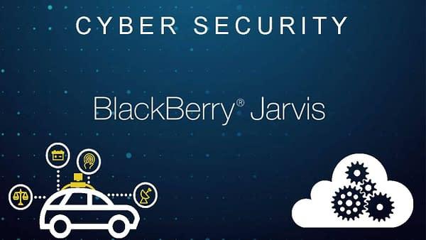 Blackberry Vs Marvel Over Trademark to Jarvis
