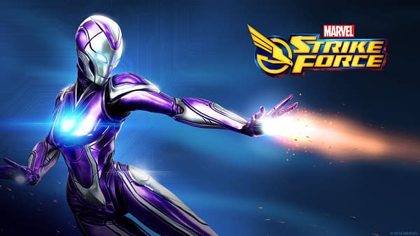 Pepper Potts' Rescue Joins the Marvel Strike Force Roster