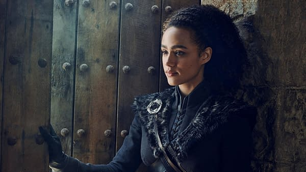 Nathalie Emmanuel is JUST AS MAD About [SPOILER]'s End in 'Game of Thrones'
