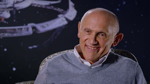 Armin Shimerman Chats 'Deep Space Nine', Quark, 'What We Left Behind' Documentary
