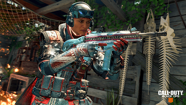 Call Of Duty: Black Ops 4's