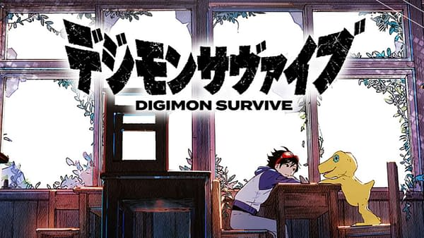 Bandai Namco is still planning to release Digimon Survive this year.