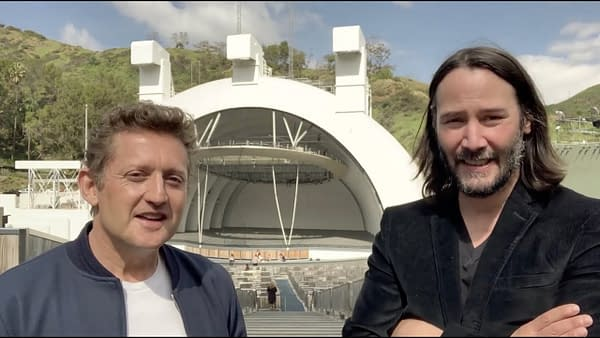 'Bill & Ted 3' Casts Their