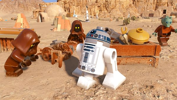 """LEGO Star Wars: The Skywalker Saga"" Lets You Play in Your Own Order"