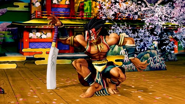 """Samurai Shodown"" Highlights Tam Tam in Latest Gameplay Trailer"