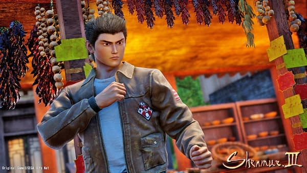 Shenmue 3 Has Been Pushed Back To November 2019