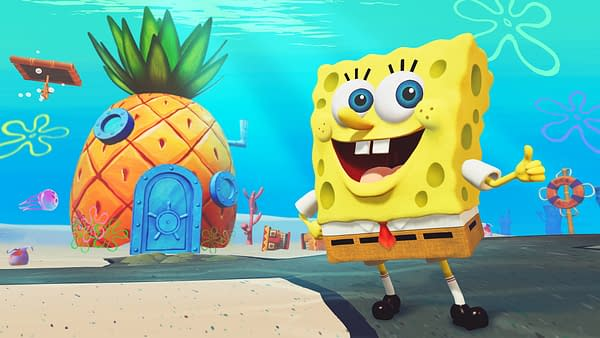This June, you'll be able to head back to the pineapple under the sea.