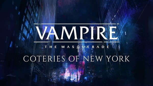 """""""Vampire: The Masquerade – Coteries Of New York"""" Gets A PS4 Release"""