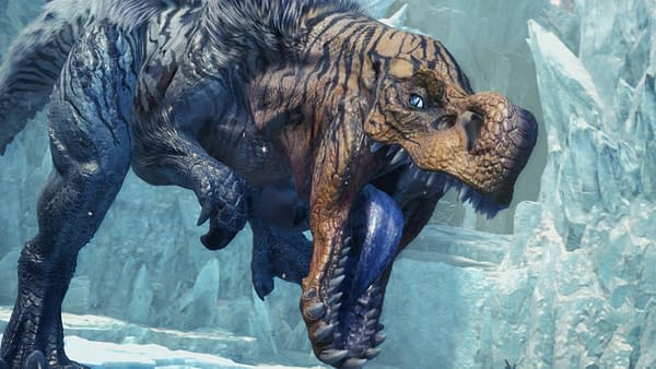 """Monster Hunter: World"" Shows Off Subspecies And More For ""Iceborne"""