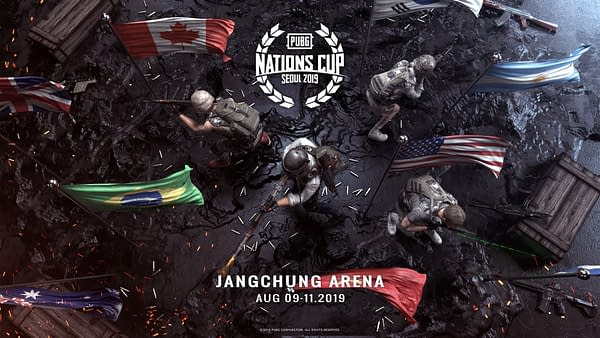 """PUBG Corp. Reveals Team Rosters For """"PUBG"""" Nations Cup"""