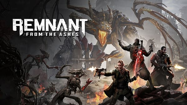 """Remnant: From The Ashes"" Receives A New Labyrinth Trailer"