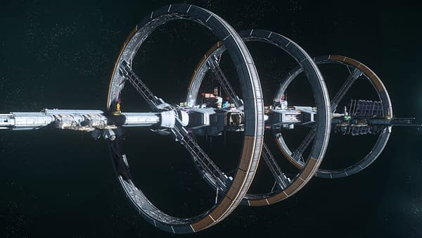 """""""Star Citizen"""" Receives The 3.6 Update With Tons Of Content"""